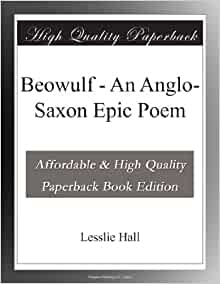 """a review of the epic poem beowulf We start with the original epic poem of beowulf the original tale of man vs monster is recounted but, the book assures us, """"as men have told it – as i said, they twist the truth too blind to know the proper tale of a king's run-rampant youth """" now we are in the land of the danes where a headstrong prince."""