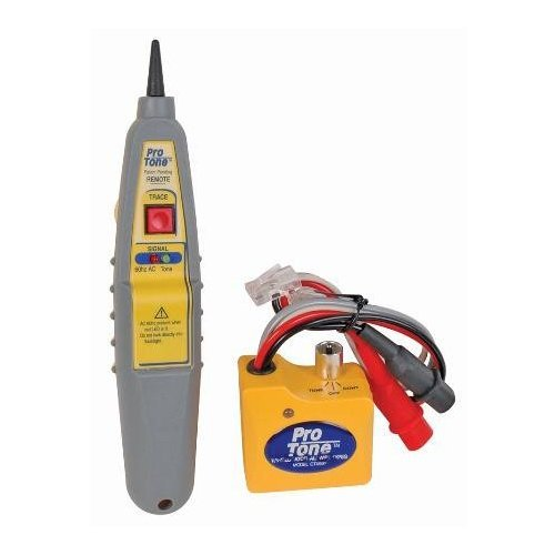 Price comparison product image Triplett / Byte Brothers CTX590 ProTone Probe and Tone Generator Wire Locator with Protective Pouch