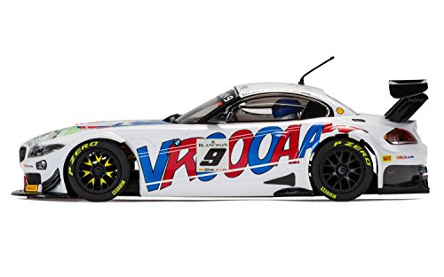 Scalextric BMW Z4 GT3 ROAL Motorsport Spa 2015 C3855 from Scalextric