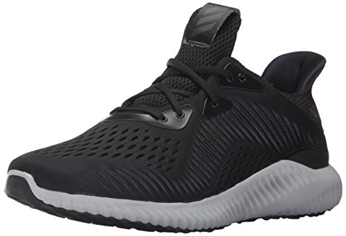 best sneakers c6b25 60550 adidas Mens Alphabounce em m Running Shoe, WhiteUtility Black, 10 Medium  US