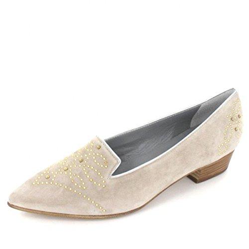 Maripe Slipper , Farbe: beige