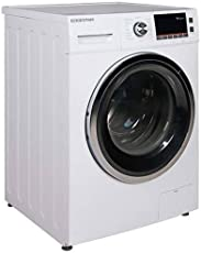 ft allinone ventless washer and dryer combo white