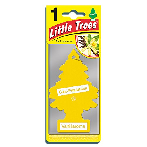 076171101051 - Car Freshener 50105 Little Tree Air Freshener-Vanilla carousel main 0