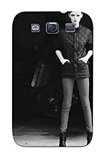 New Arrival Fashion Black And White For Galaxy S3 Case Cover Pattern For Gifts