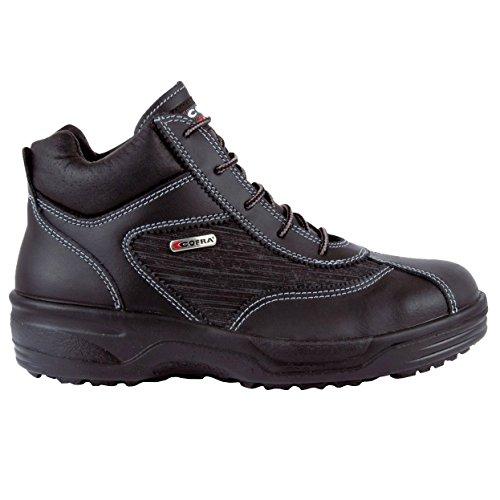 Cofra 34950-001.W40 Brigitte S3 SRC Chaussure de sécurité Taille 40 Noir