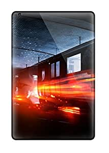 Top Quality Case Cover For Ipad Mini/mini 2 Case With Nice Battlefield 3 Operation Metro Appearance