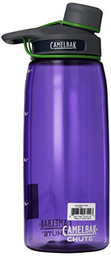 Camelbak Products Chute Water Bottle, Indigo, 1-Liter