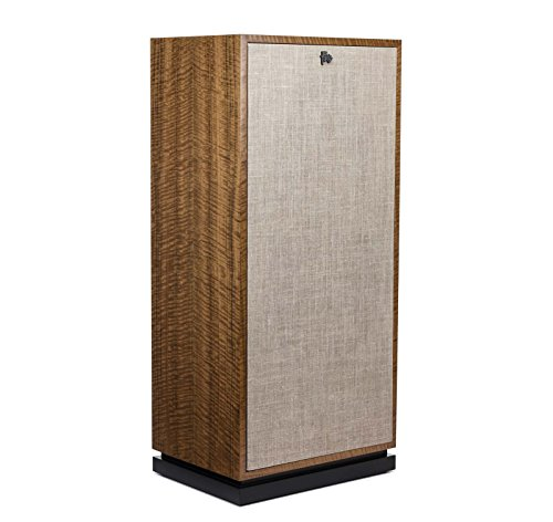 Klipsch Forte III Heritage Series Tower Speaker - Single (Walnut) by Klipsch