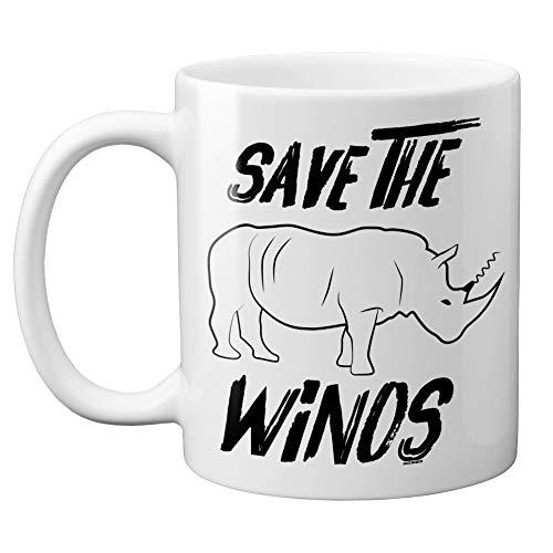 Save The Winos 11 oz. Mug ()
