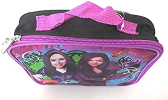 Bolsa de almuerzo - Disney - descendientes Mal y Evie notebookbits 055423: Amazon.es: Hogar