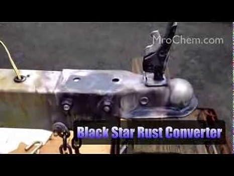 BEST SUPPLY MROChem Black Star Rust Converter - Converts Rust on Any Steel  Surface – 1 Aerosol Spray Can