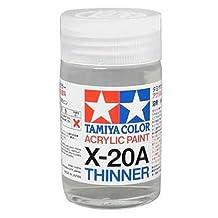 Tamiya X-20A 46ml Acrylic/Poly Thinner