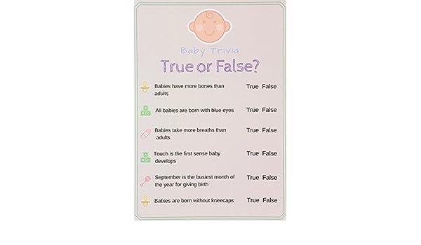 Juegos de preguntas y respuestas sobre bebés en inglés, de ...