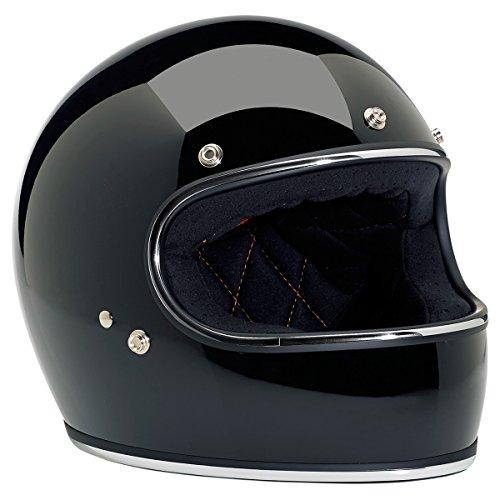 (Biltwell Gringo Helmet (X-LARGE) (GLOSS BLACK))
