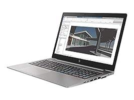 "HP 3YV94UT#ABA Zbook 15U G5 Workstation 15.6"" Notebook - Windows - Intel Core i5 1.7 GHz - 8 GB RAM - 256 GB SSD, Turbo Silver, 15-15.99 inches"