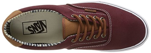 Era Baja C Rojo Unisex Zapatilla Stripe Royale 59 Port Adulto Vans amp;l Denim dO0tqxq