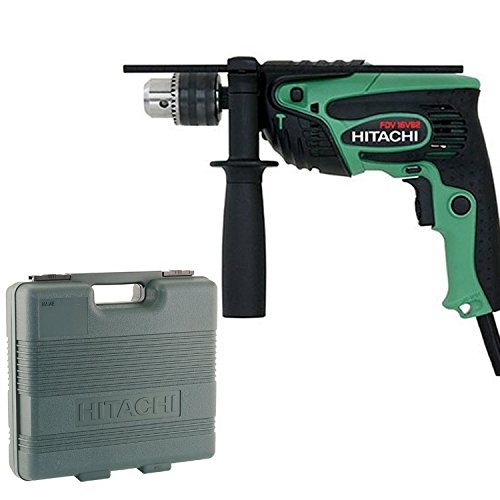 Factory-Reconditioned Hitachi FDV16VB2 5/8-Inch VSR Hammer Drill  (Discontinued by Manufacturer)