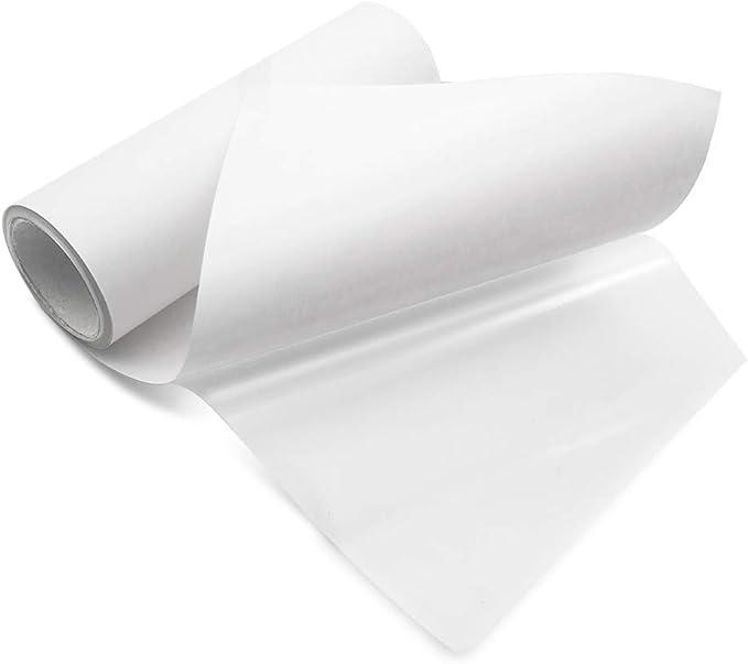 5x300cm Transparente rollo de papel de transferencia para el ...