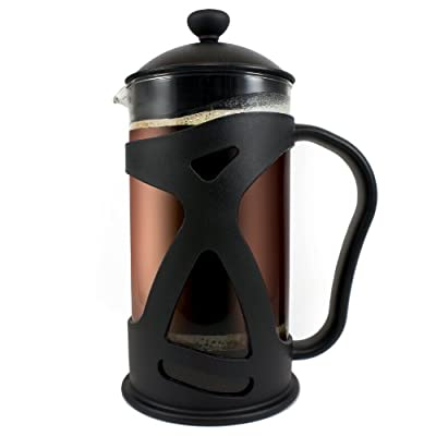 KONA French Press Coffee Tea & Espresso Maker ~ Best Present Idea For Gifts
