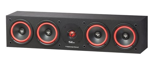 Cerwin Vega SL Series 2-Way Center-Channel Loudspeaker Black CWV SL45C