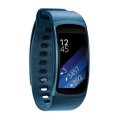 Samsung SM-R3600ZBAXAR Gear Fit2 Medium/Large Blue