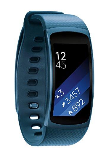 Samsung SM-R3600ZBAXAR Gear Fit2 - MediumLarge - Blue