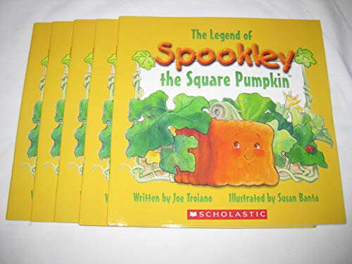 (Leveled Guided Reading Set - The Legend of Spookley the Square Pumpkin)
