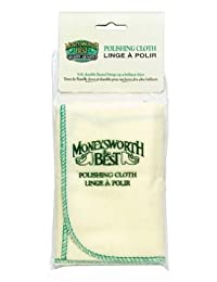 Moneysworth and Best Shoe Care Professional Polish Cloth