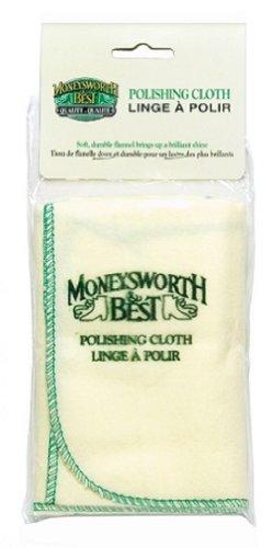 Shoe Shine Equipment - Moneysworth & Best Shoe Care Professional Polish Cloth