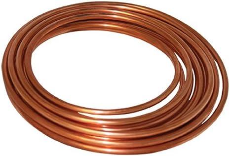 "Mueller Streamline 3//8/""Odx5/'Ug Copper Coil"