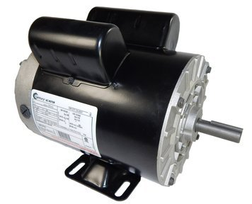 5 HP SPL 3450rpm P56 Frame 230 Volts Replacement Air Compressor Motor - Century Motor # B3 ()