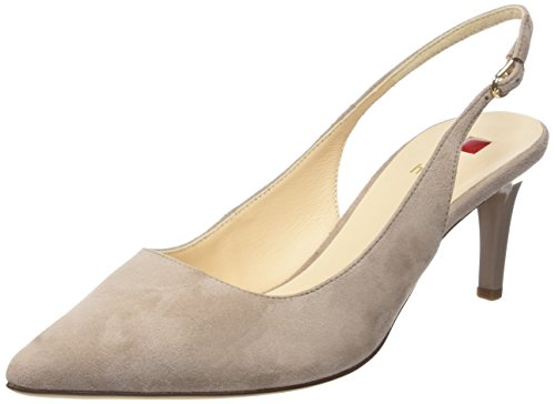 Högl 1- 10 6802, Damen Slingback Pumps, Beige (6900), 39 EU (6 Damen UK)