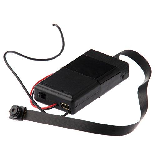 匠ブランド(TAR6U)小型カメラ基板ユニット TMC-P400Plus 動体検知 1280×720px ブラック NCM03820222-A0