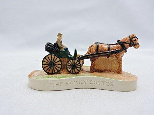 Sebastian Miniatures Figurine # 3920 The Family Doctor