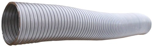 Aluminum Vent Pipe - Speedi-Products EX-AF 396 3-Inch Diameter by 96-Inch Length Aluminum Flex Pipe