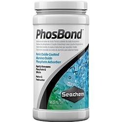 Seachem PhosBond Phosphate Silicate Remover Aquarium Filter Media, 250ml