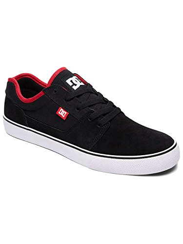 DC Shoes Mens Tonik M Low-Top Black/Atl Red/Black 7lqRRVy4
