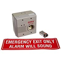 Detex Surface Mounted AC/DC Powered Door Alarm