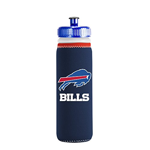 - NFL Buffalo Bills Van Metro Sports Bottle, Blue, 22-ounce