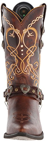 Size Dcrd180 Durango Women's Western One Boot Brown Brown YqCwO