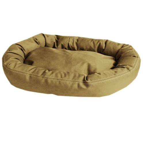 Carolina Pet Company Light Brown Brutus Tuff Comfy Cup Dog Bed 70%OFF