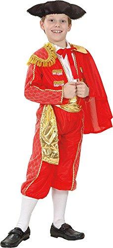 Child Bullfighter Costume (Matador Medium)