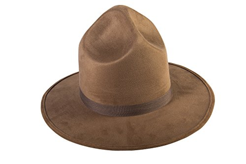 Extra Tall Canadian Pharrell Mountie Costume Hat One - Williams Costume