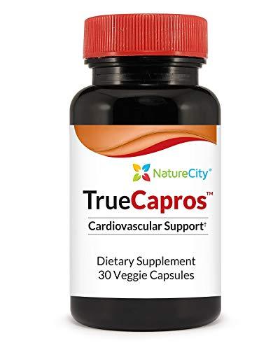 TrueCapros Amla Fruit (Indian Gooseberry) Extract – 30 Veggie Capsules / 500mg