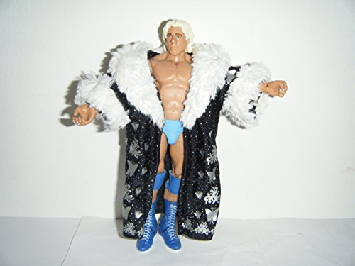 WWE Ric Flair Defining Moments Elite Figure In Stock (Wwe The Shield Best Moments)