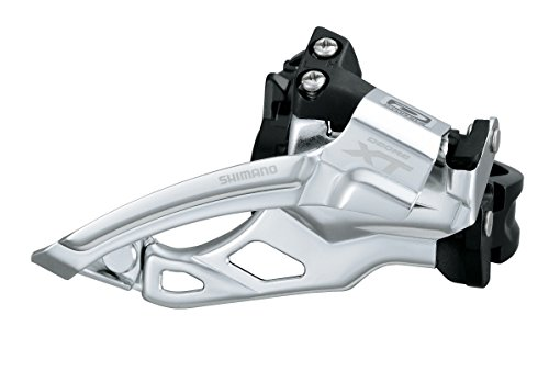 SHIMANO XT FD-M785 10-Speed Mountain Bike Front Derailleur (Double) ()