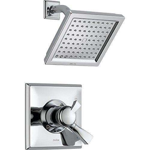 Delta Dryden Modern Chrome Temp/Volume Control Shower Faucet with Valve D678V