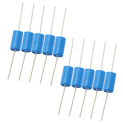 Tegg 10PCS HDX-1 Vibration Sensor Switch Normally Closed Motion Actuated Switches for Arduino 10mA 24V DC