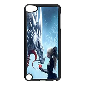 2015 hot dragons phone case FOR Ipod Touch 5 GHLR-T387937