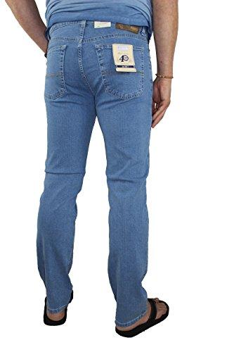 Pioneer Herren Jeanshose Blau 5-Pocket 1144 9753.07